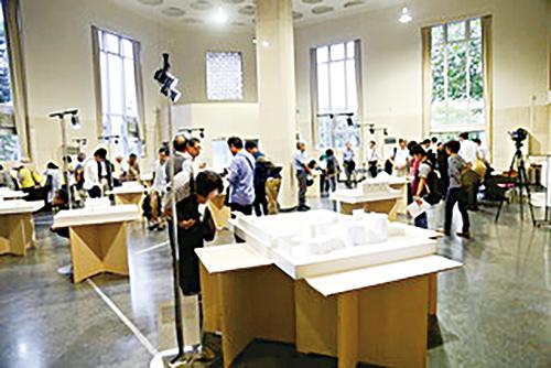 渡辺翁記念会館開館80周年記念事業 村野建築模型展のイメージ