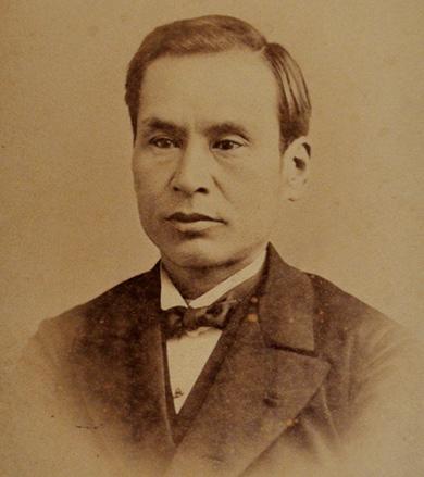 萩博物館企画展没後100年記念企画展「日本の工学の父 山尾庸三」のイメージ