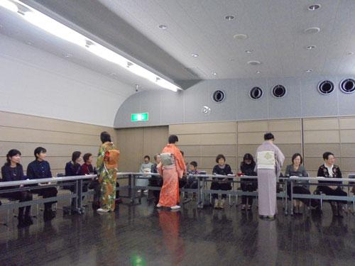第49回 防府市民文化祭 市民茶会席のイメージ