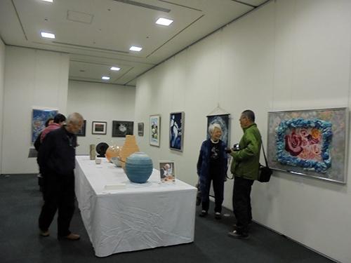 第49回 防府市民文化祭 市美術展のイメージ