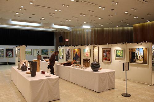山口市美術展覧会のイメージ