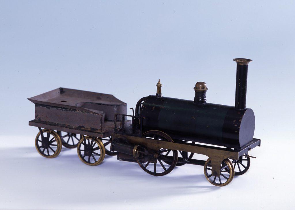 企画展「萩の鉄道ことはじめ」のイメージ