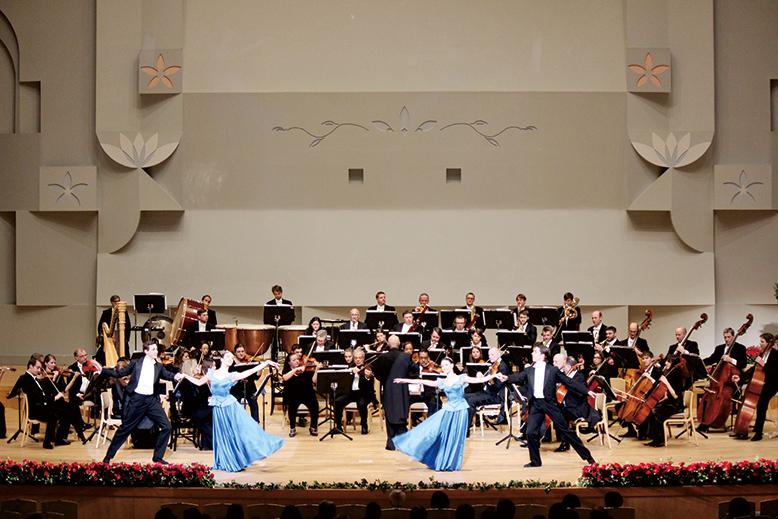 ウィーン・フォルクスオーパー交響楽団 ニューイヤーコンサート2018のイメージ