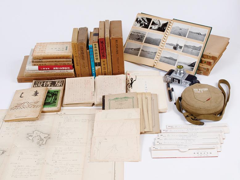 宮本常一生誕110周年記念 企画展示「農山漁村、旅の記録」