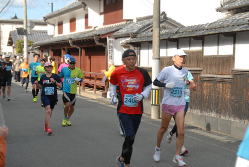 第18回 維新の里萩城下町マラソンのイメージ