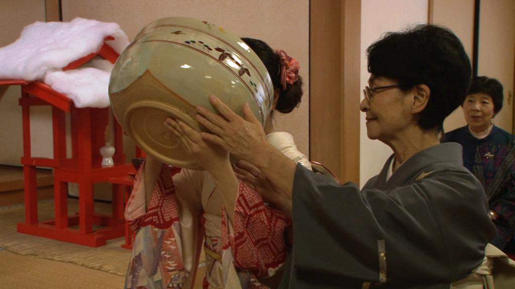「奈良 西大寺展」記念イベント「大茶盛(おおちゃもり)体験」のイメージ