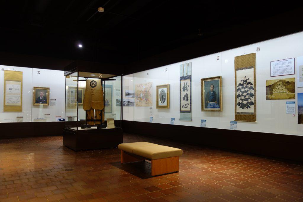 歴史常設展示/特集展示  明治維新と長州藩のイメージ