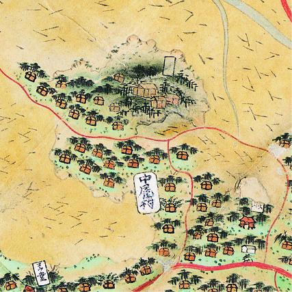 てくてくまち歩き「古地図を片手にまちを歩こう~神仏に護られていた宇部発祥の地~」のイメージ