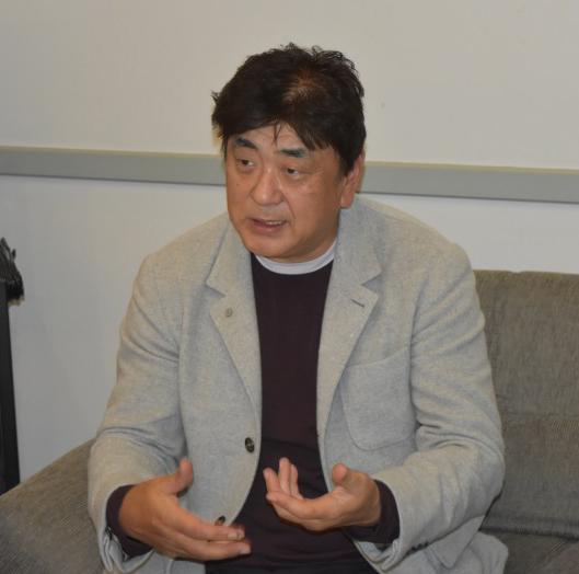 VOL.4 佐渡 裕さんのイメージ