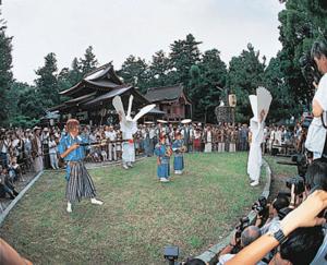 山口祇園祭のイメージ