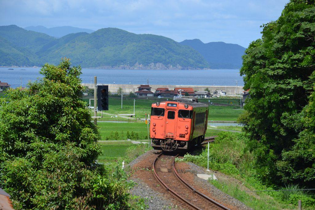 萩の鉄道物語りのイメージ