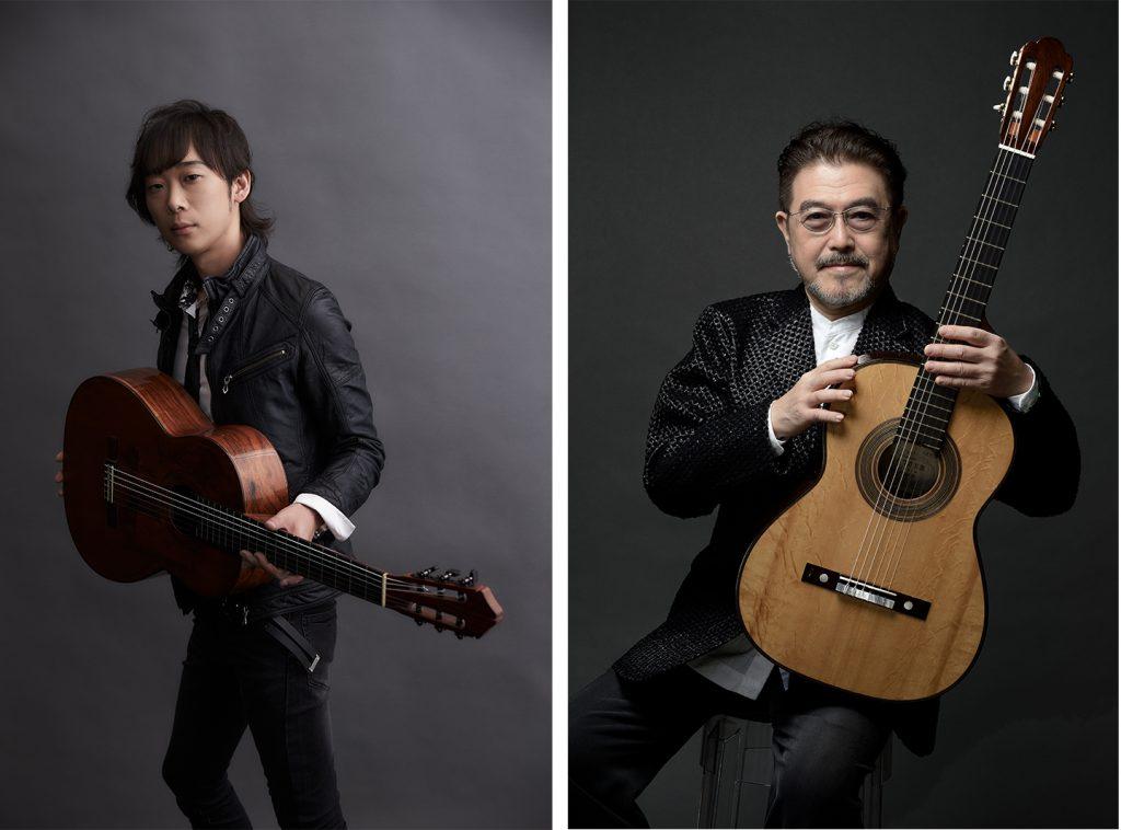 木村大×渡辺香津美 ギターコンサート2020のイメージ