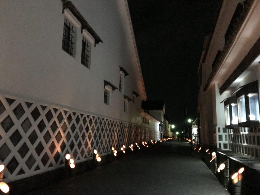 萩・竹灯路物語のイメージ
