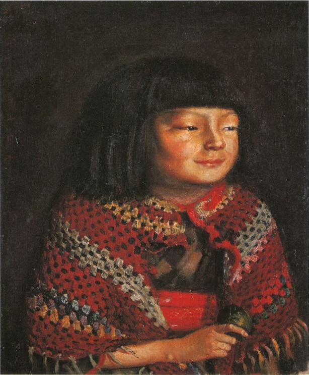 没後90年記念 岸田劉生展 孤高なる絵画への道のイメージ