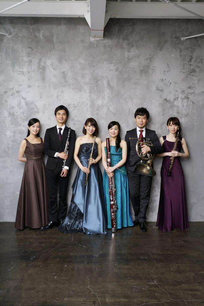 東京六人組コンサートのイメージ