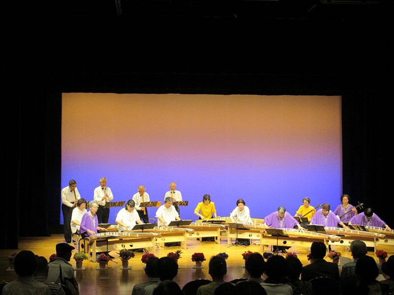 第60回下松市民邦楽祭のイメージ