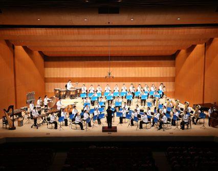 【開催中止となりました】第59回全日本吹奏楽コンクール山口県大会