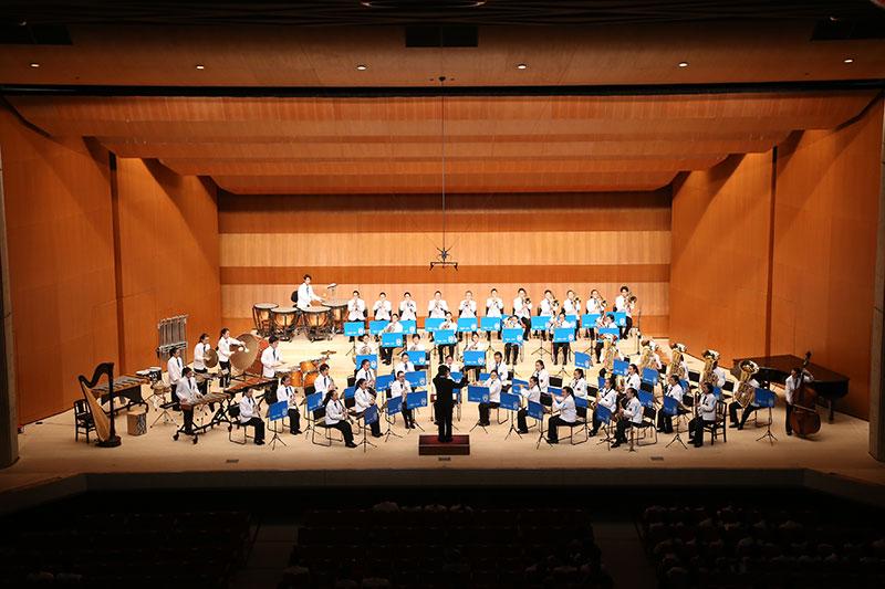 【開催中止となりました】第59回全日本吹奏楽コンクール山口県大会のイメージ