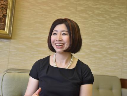 VOL.9 澤登 恭子さんのイメージ