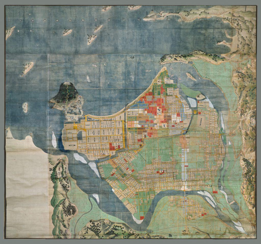 世界遺産登録5周年記念企画展 世界遺産・萩城下町のひみつのイメージ