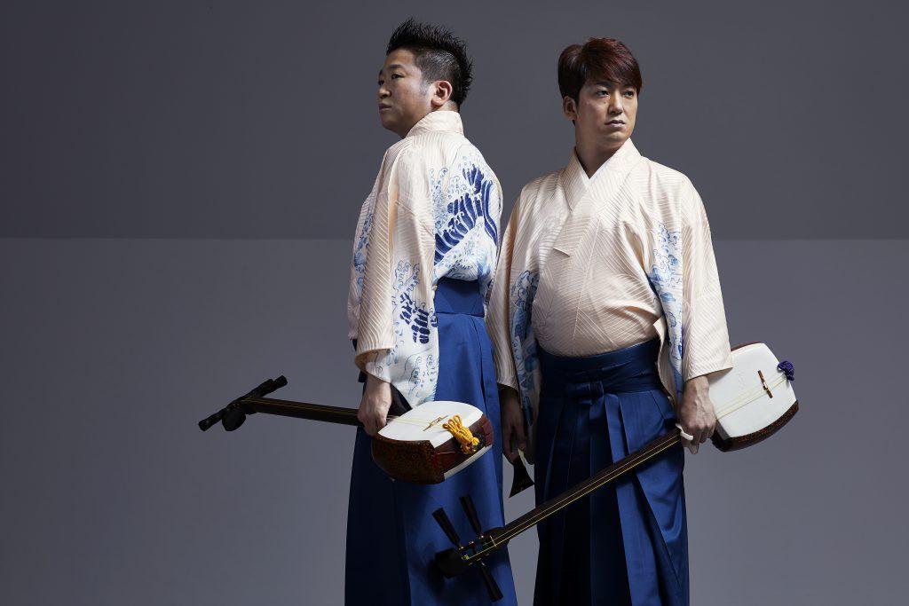 吉田兄弟20周年記念「三味線だけの世界」のイメージ