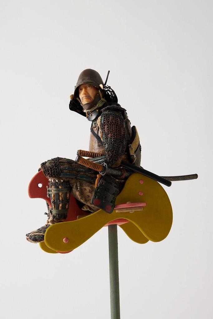 野口哲哉展 -this is not a samuraiのイメージ