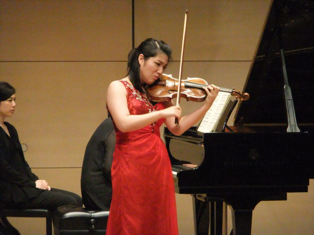 第10回秋吉台音楽コンクール 弦楽器部門のイメージ