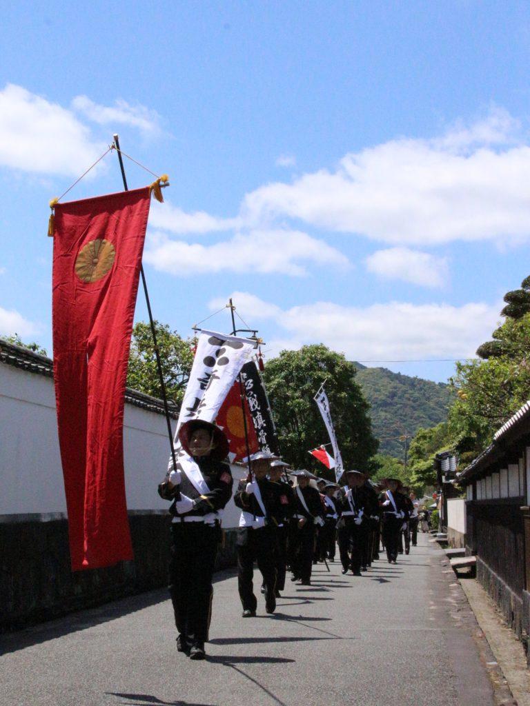 奇兵隊パレードのイメージ