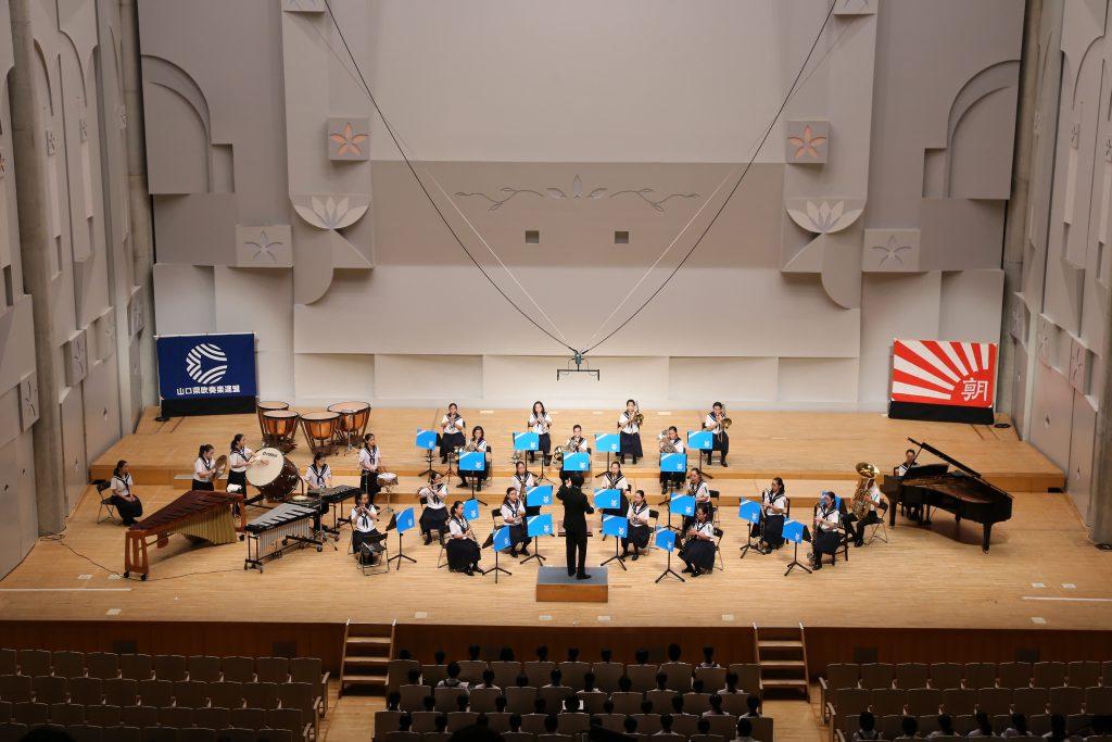 第60回全日本吹奏楽コンクール山口県大会のイメージ