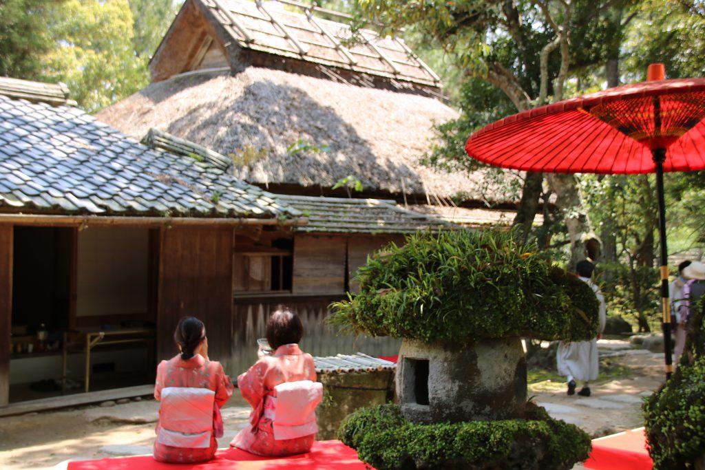 萩・大茶会のイメージ