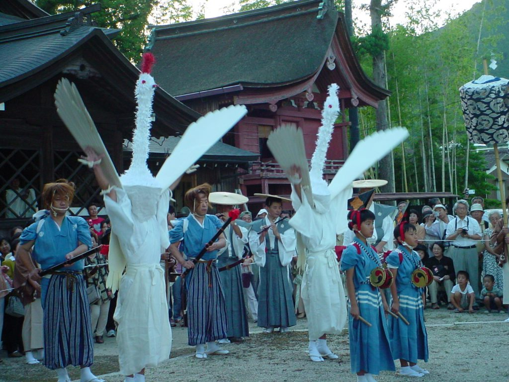 【一部開催中止】山口祇園祭のイメージ