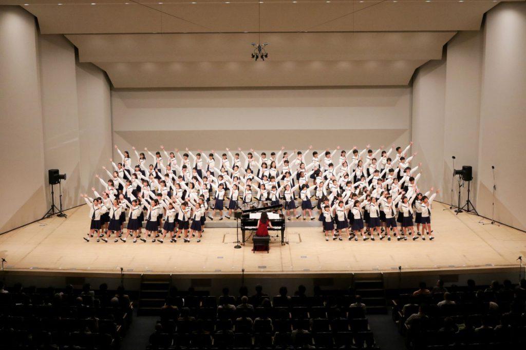 杉並児童合唱団 下関公演のイメージ