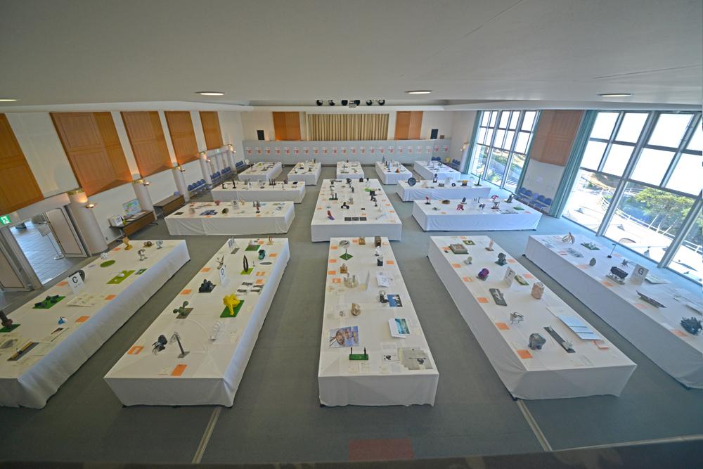 第29回UBEビエンナーレ(現代日本彫刻展)応募作品展のイメージ