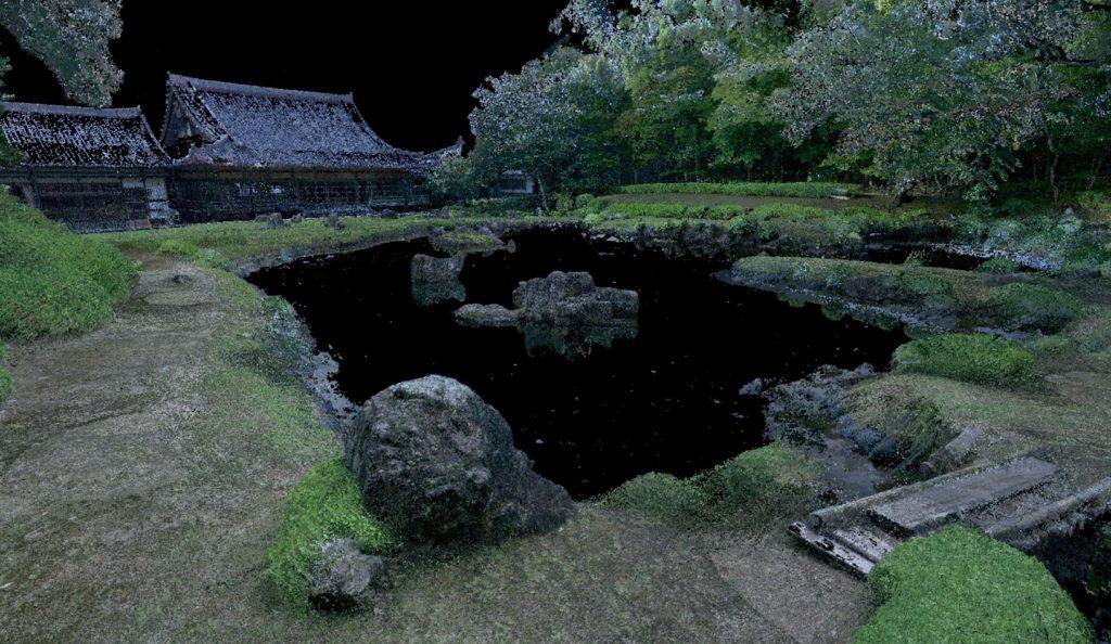 「Incomplete Niwa Archives—終わらない庭のアーカイヴ」展のイメージ