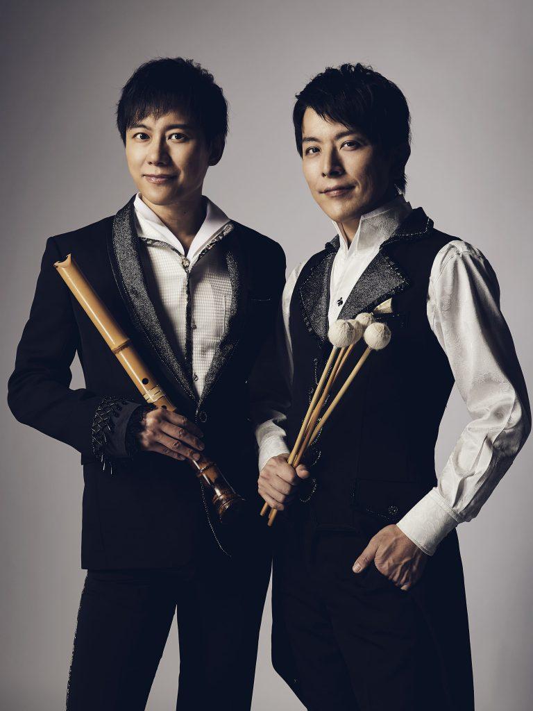 藤原道山XSINSKE~尺八とマリンバによる世界最小オーケストラ~「十年十色」のイメージ