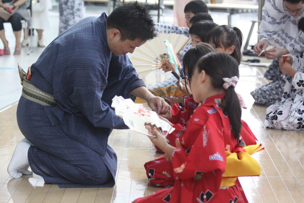 弧の会とおどろう!日本舞踊ワークショップのイメージ