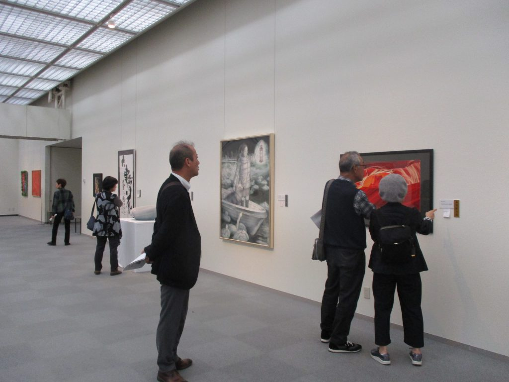 第19回周南市美術展2021後期展覧会【書・写真】のイメージ