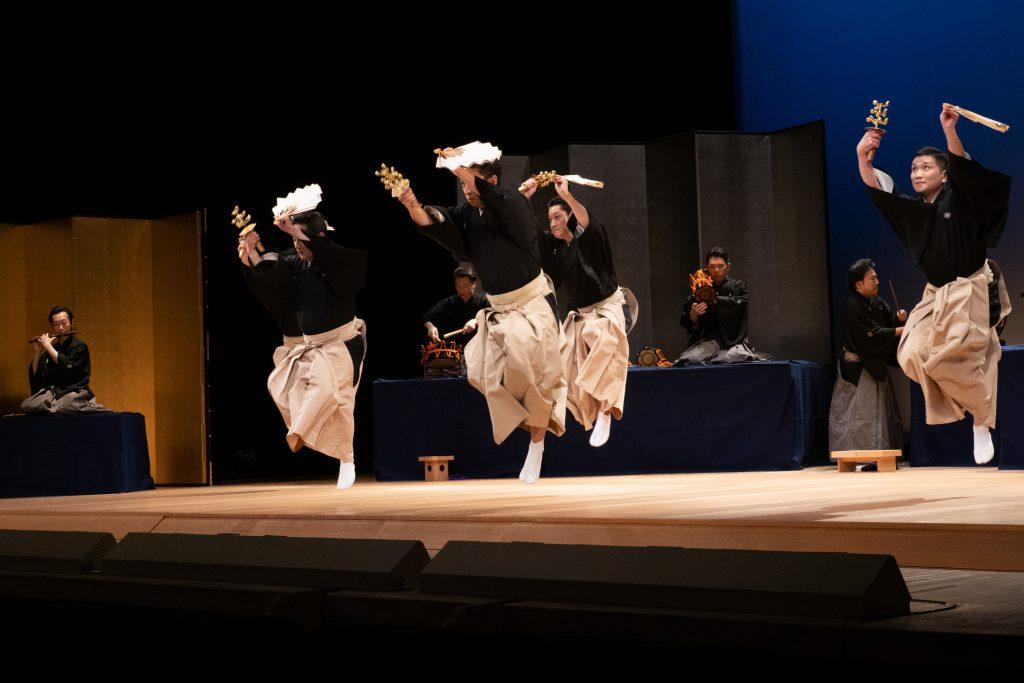 日本舞踊家集団弧の会 〈コノカイズム〉ルネッサながと公演のイメージ